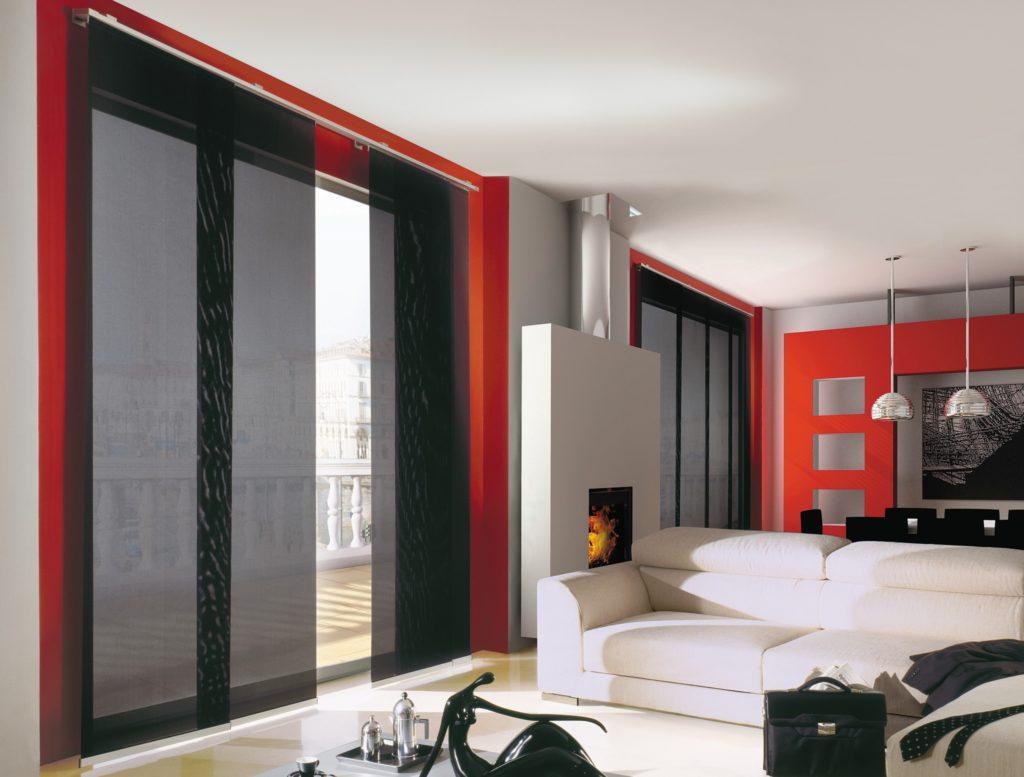 Tende tradizionali a soffitto, parete o serramento su binari classici o moderni.
